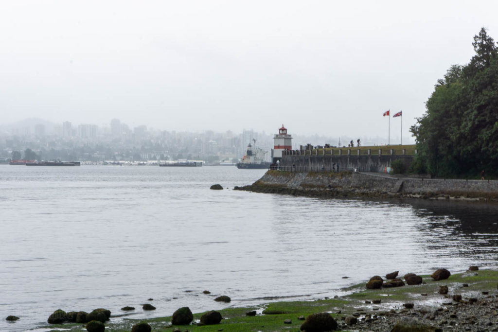 Stanley Park Sea Wall Walk