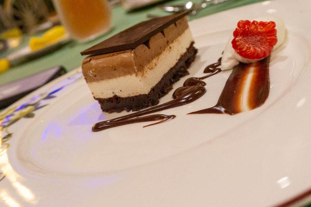 Tiana's Place Prince Naveens Flourless Chocolate Cake