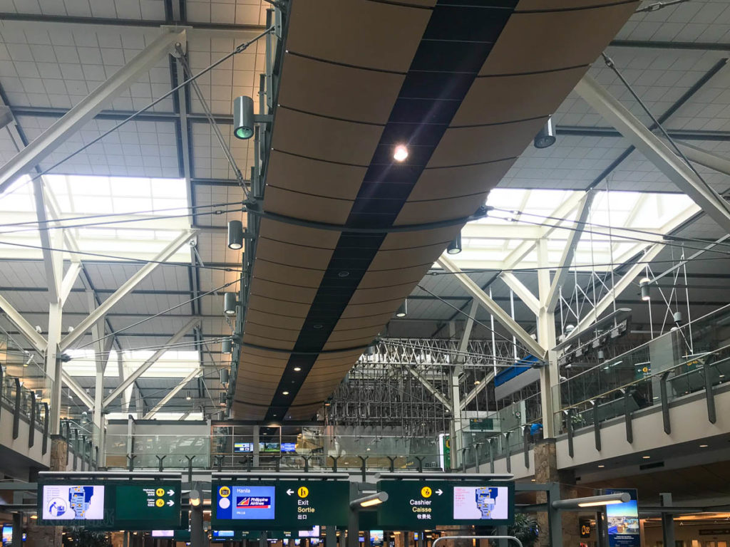 Vancouver Airport YVR Baggage Claim