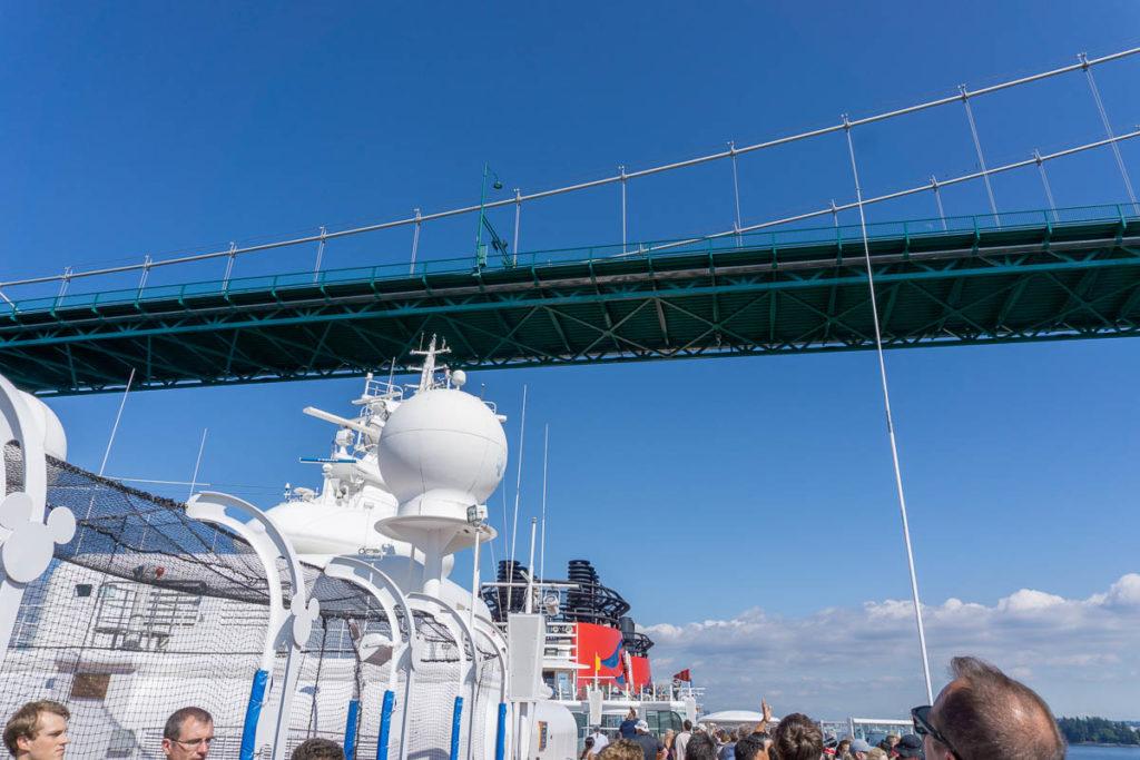 Vancouver Lions Gate Bridge