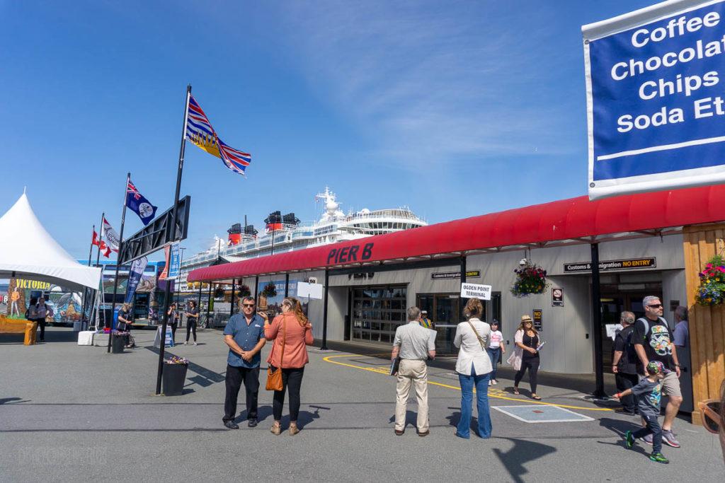 Victoria Cruise Terminal