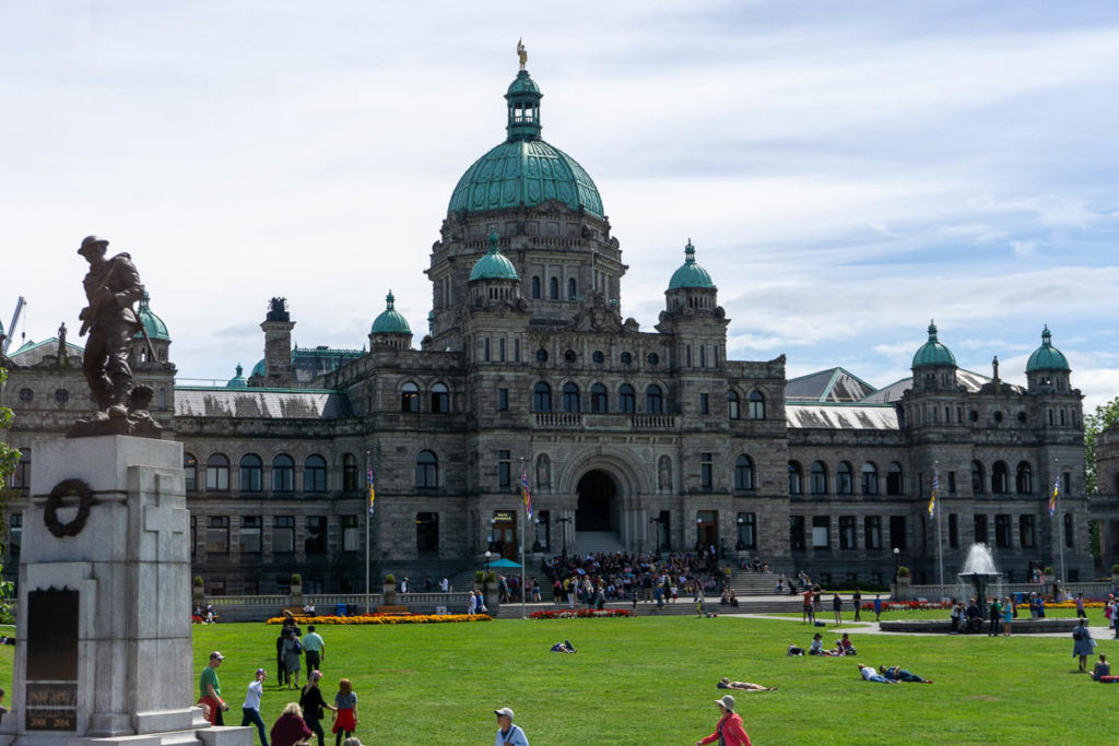 Victoria Legislative Assembly Of British Columbia