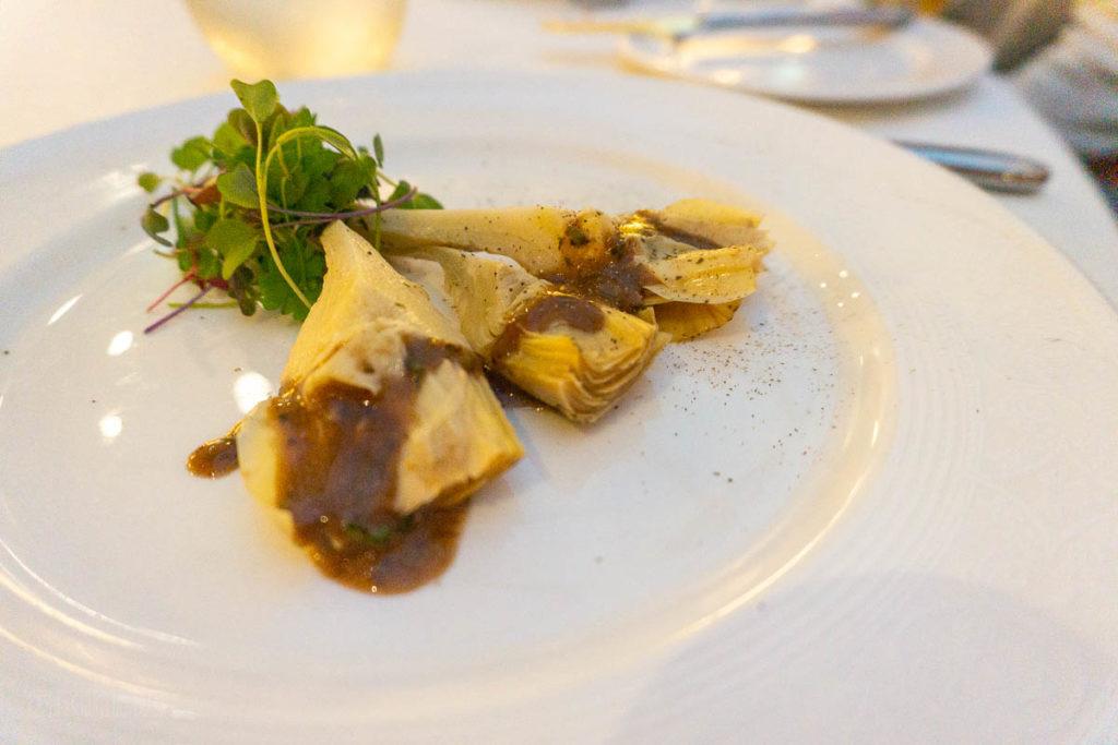 Vista Dinner Artichoke Hearts