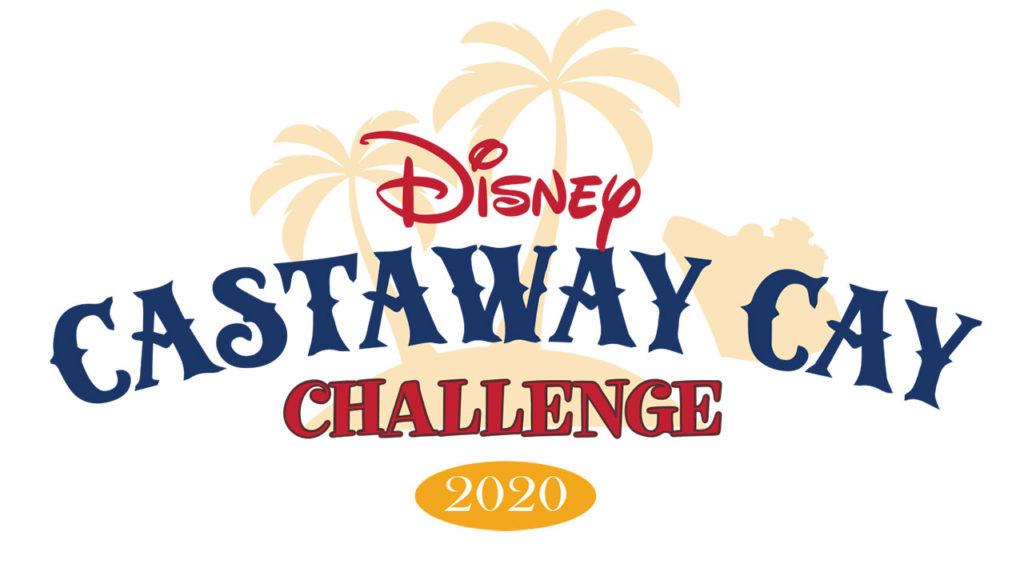 RunDisney Castaway Cay Challenge Logo