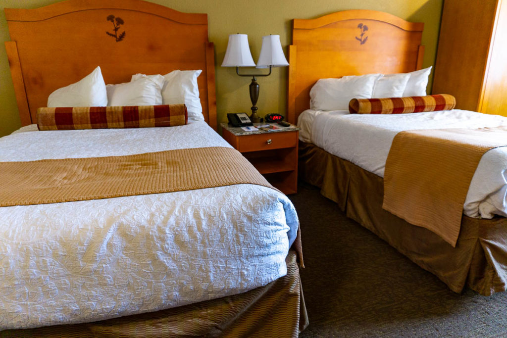 Abercorn Inn Room Beds