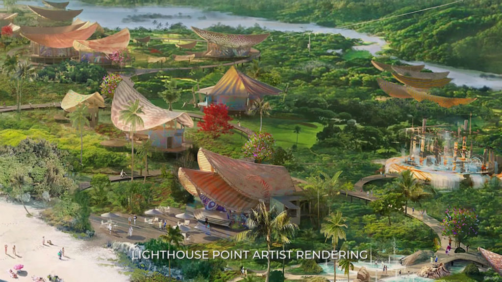 DCL Lighthouse Point Rendering 1