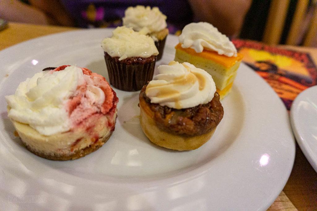 HOB Orlando Bayou Brunch Desserts