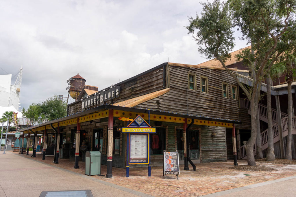 HOB Orlando Entrance
