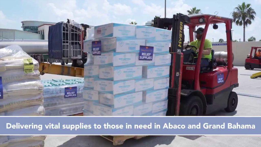 DCL Hurricane Dorian Bahamian Relief Efforts 1