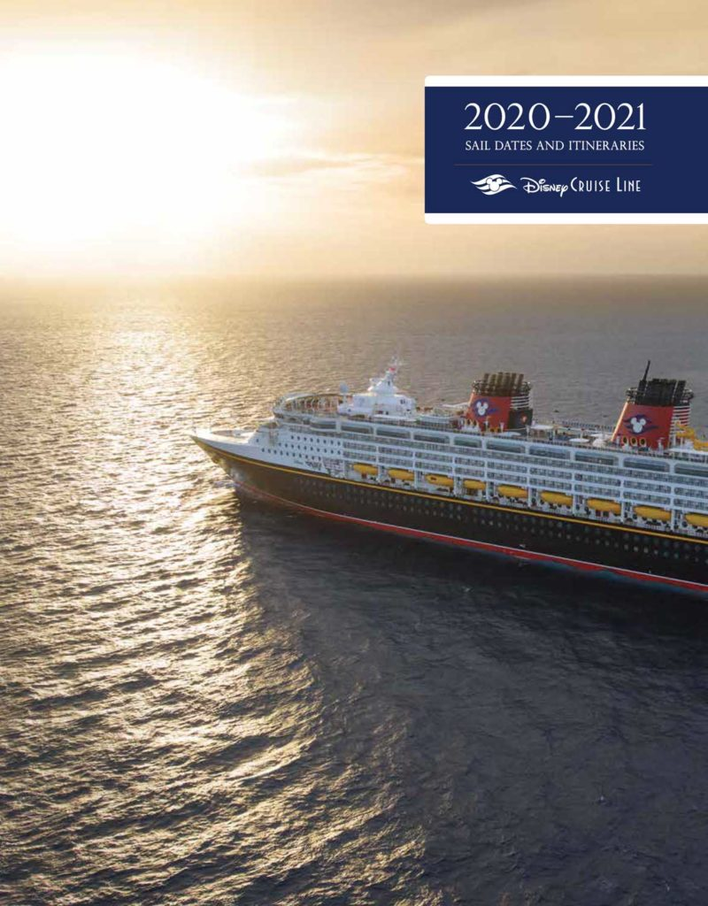 DCL Itinerary Brochure September 2019 2021 Early 2021 Dates