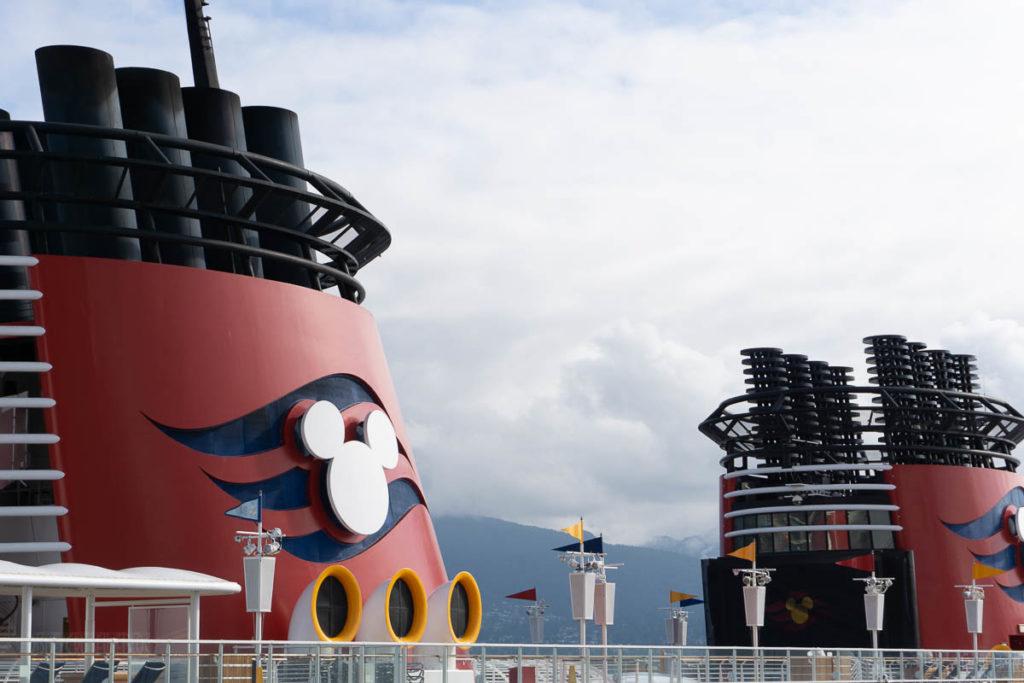 Pan Pacific Disney Wonder