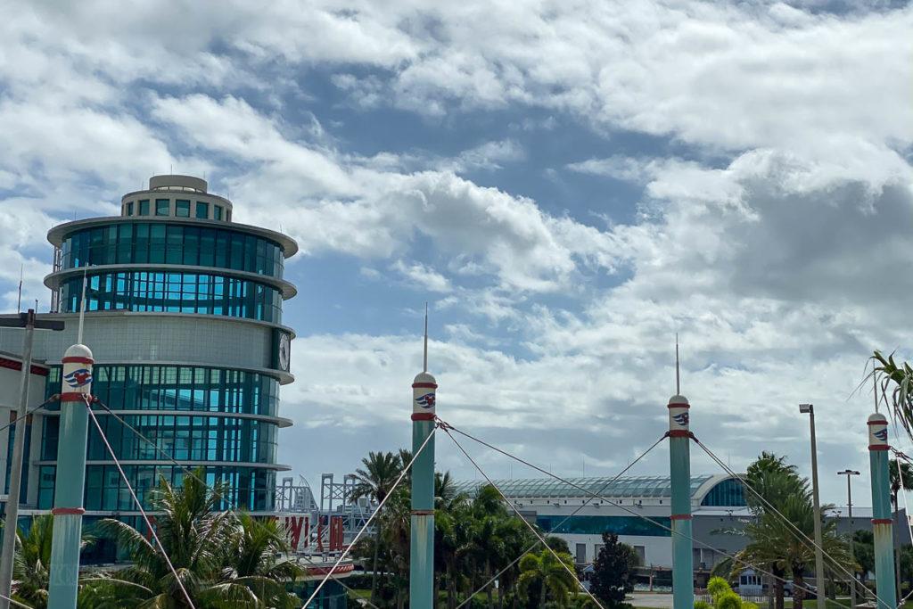 Cruise Terminal 8