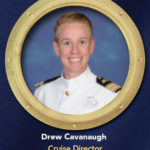 DCL Cruise Director Drew Cavanaugh
