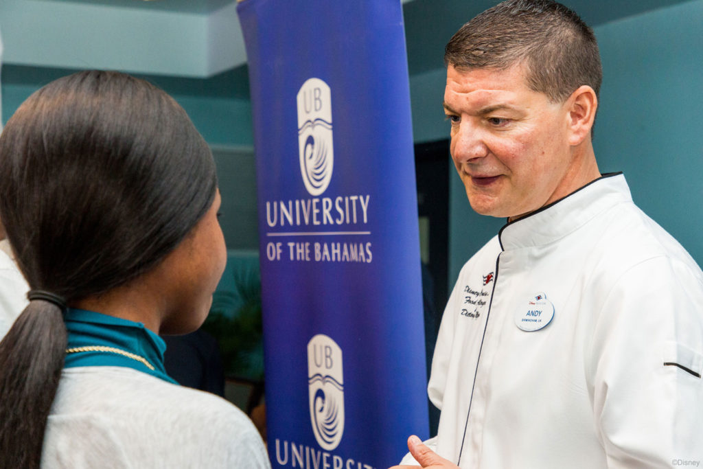 DCL University Bahamas Culinary Week 2019 1