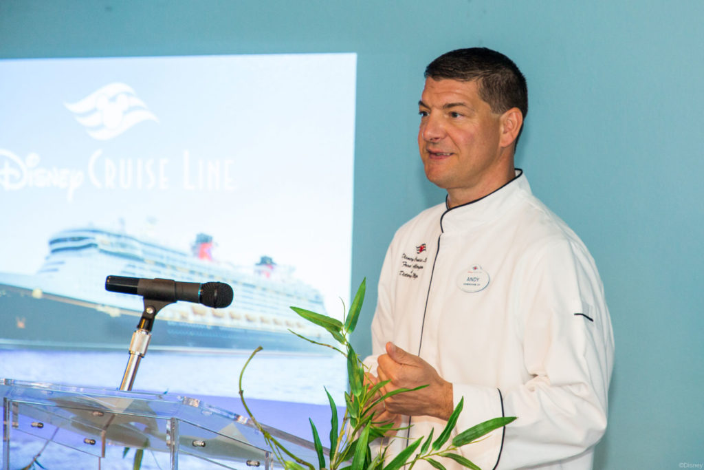 DCL University Bahamas Culinary Week 2019 3