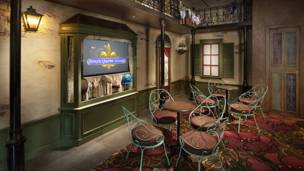DCL Wonder French Quarter Lounge 1