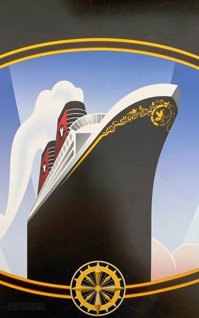 DVC Member Cruise 2019 Magic Captains Gala Menu