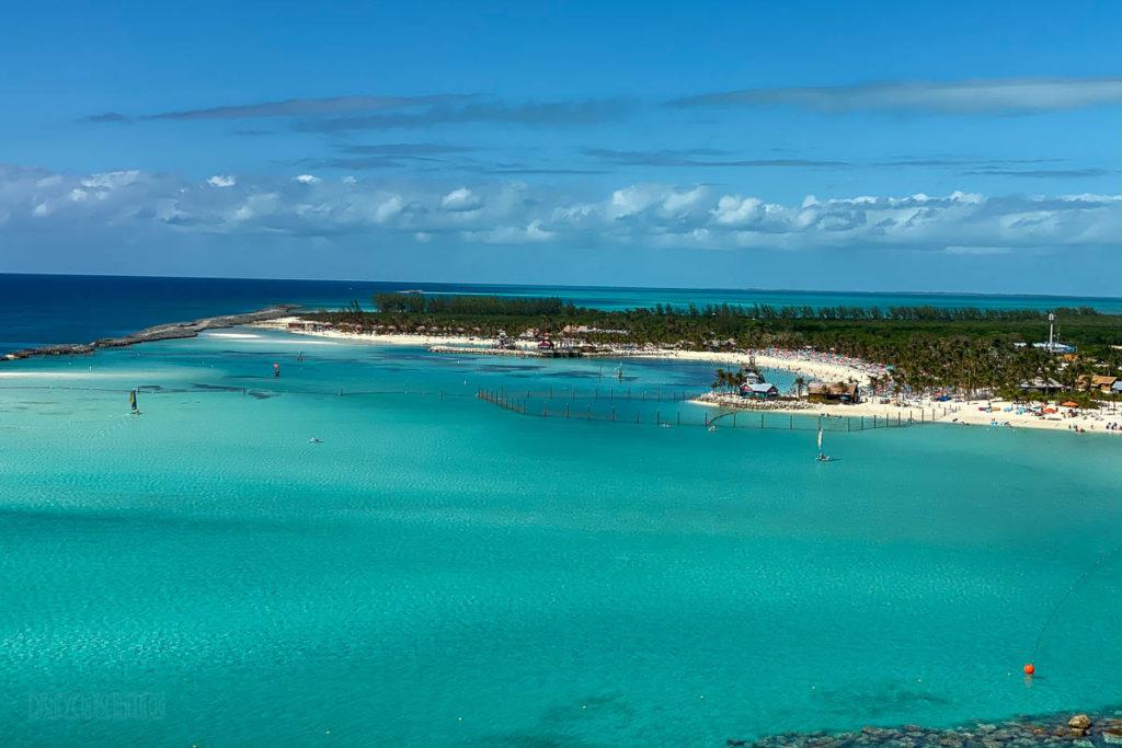 Disney Dream Castaway Cay Cabanas