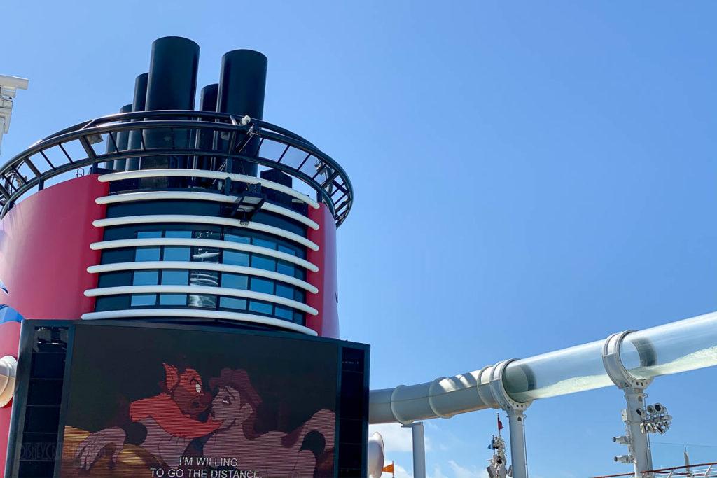 Disney Dream Funnel Vision Hercules