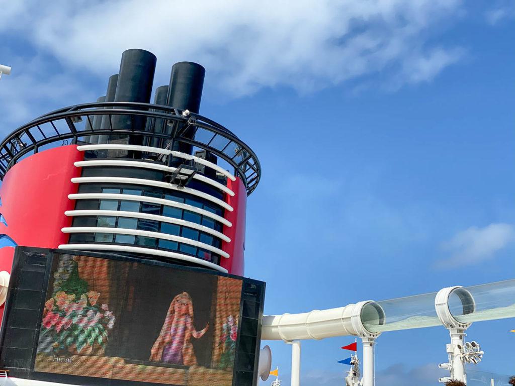 Disney Dream Funnel Vision Tangled