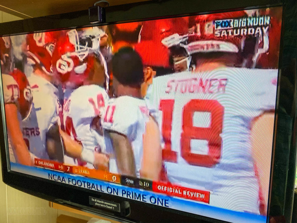 NCAA Football Red River Rivalry