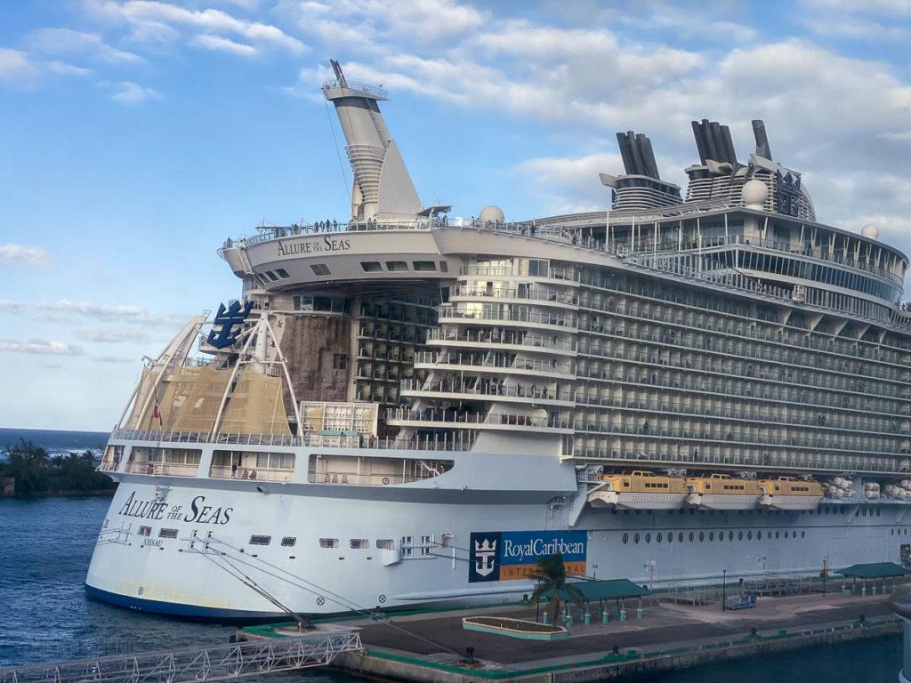 Nassau Allure Of The Seas