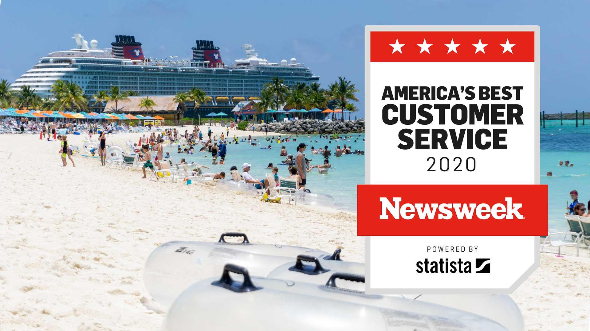 Newsweek Customer Service Awards 2020