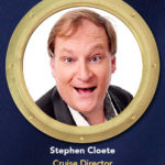 DCL Cruise Director Stephen Cloete