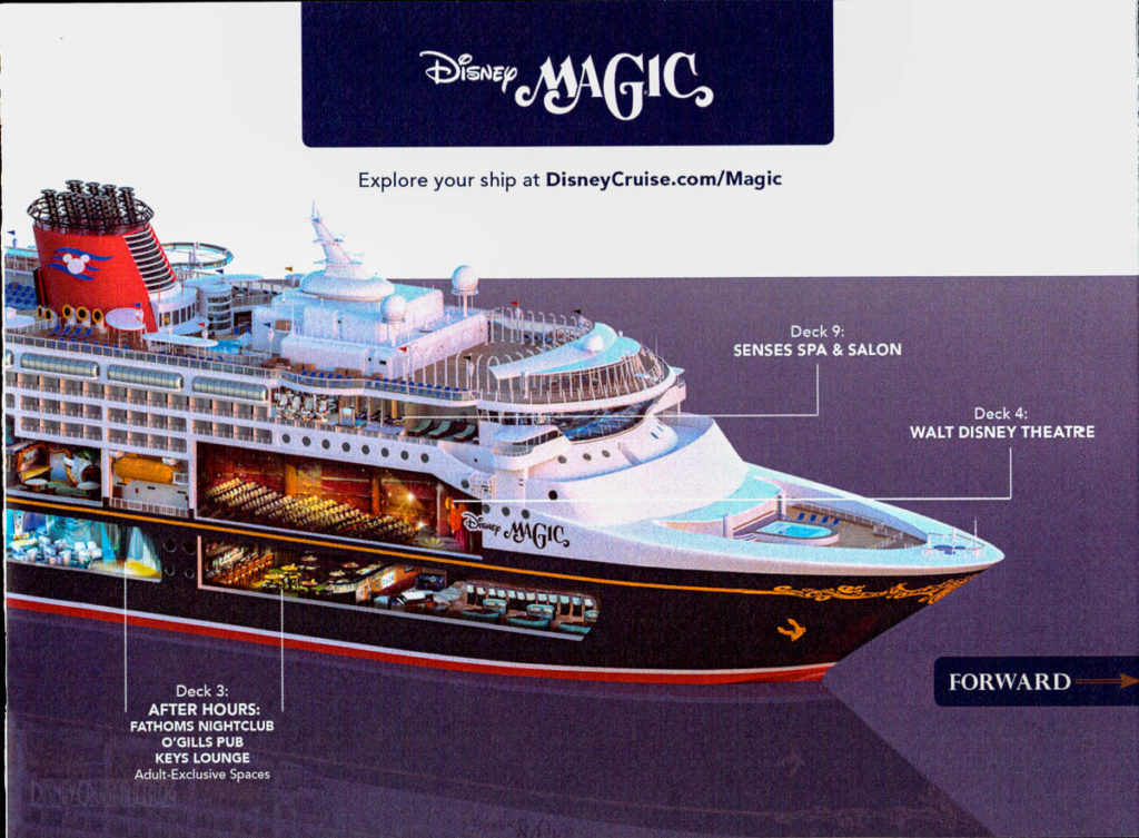 DCL Pre Arrival Booklet Magic 4