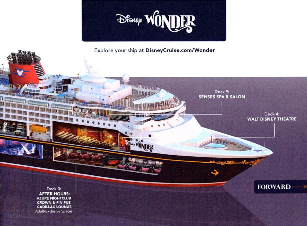 DCL Pre Arrival Booklet Wonder 3