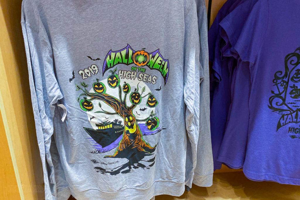Disney Dream Merchandise Halloween On The High Seas