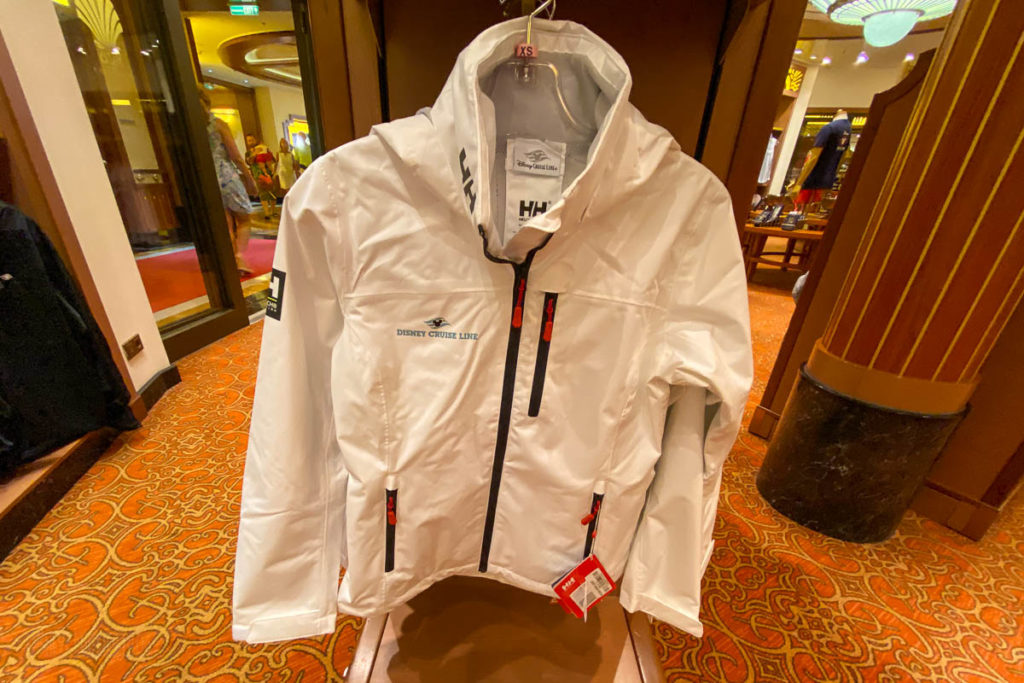 Disney Dream Merchandise Helly Hansen