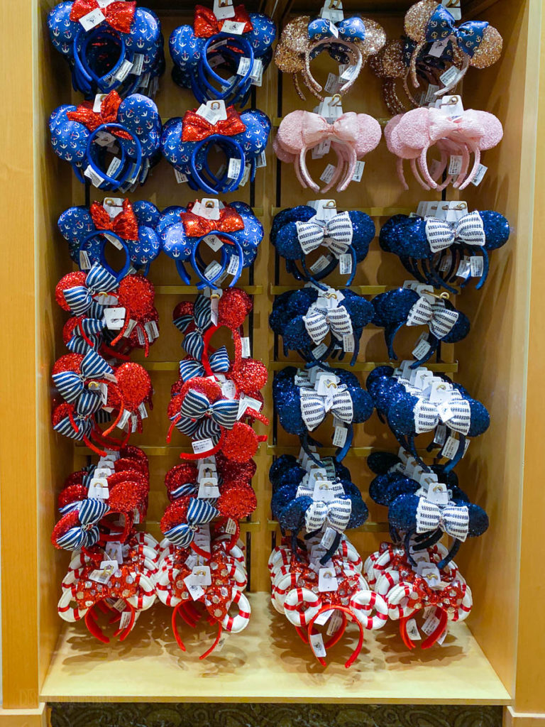Disney Dream Merchandise Mickey Ear Headbands