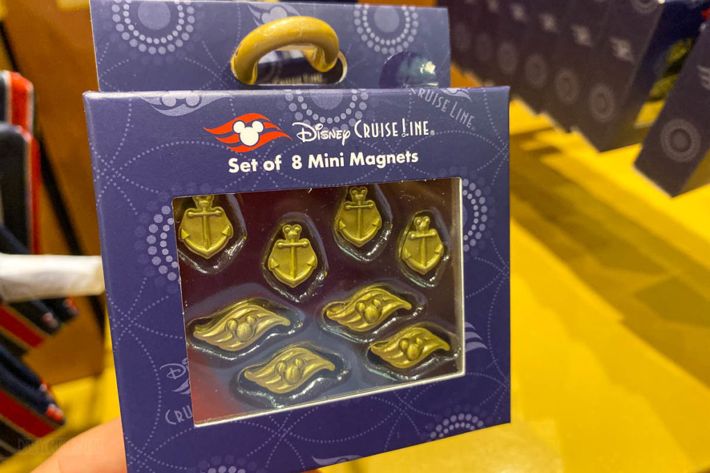 Disney Dream Merchandise Mini Magnets