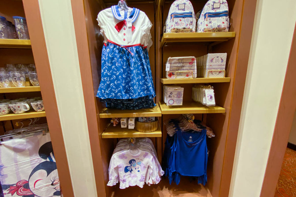 Disney Dream Merchandise Minnie Seas Every Day