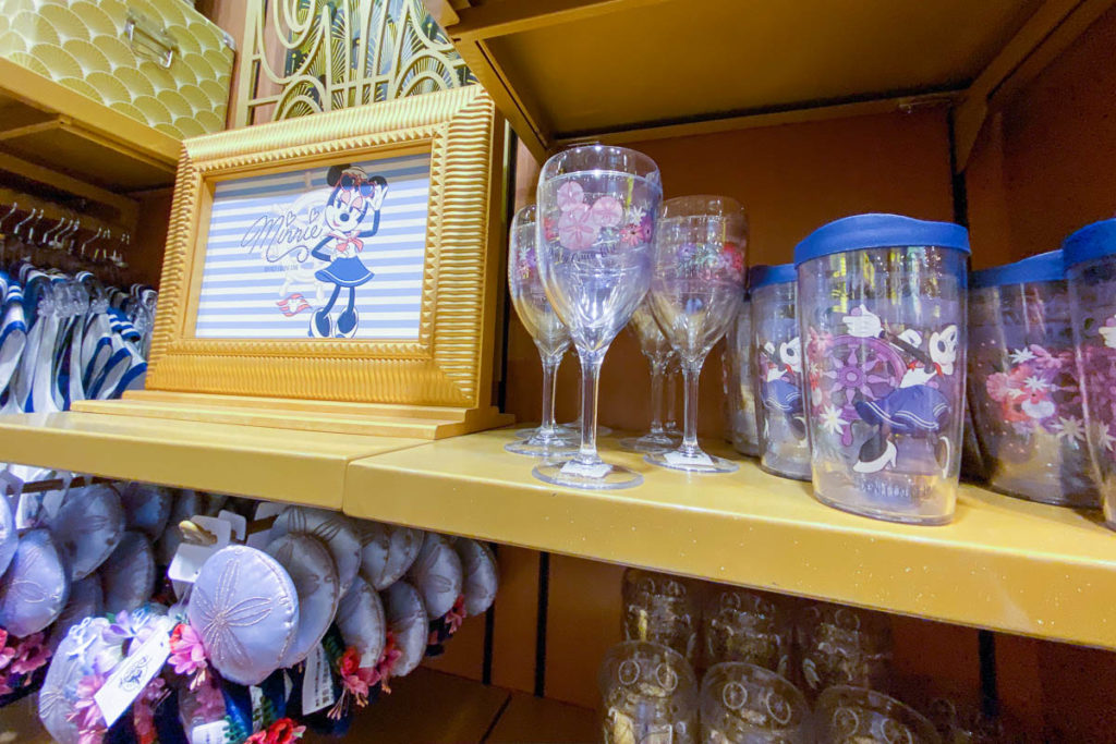 Disney Dream Merchandise Minnie Tervis