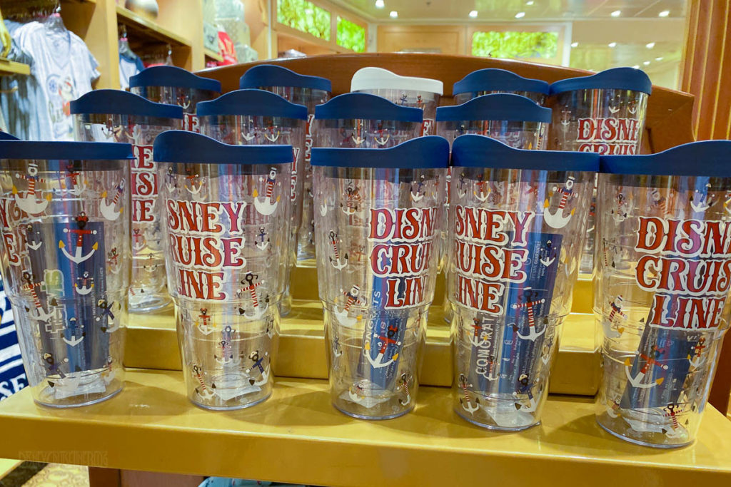 Disney Dream Merchandise Tervis Tumbler