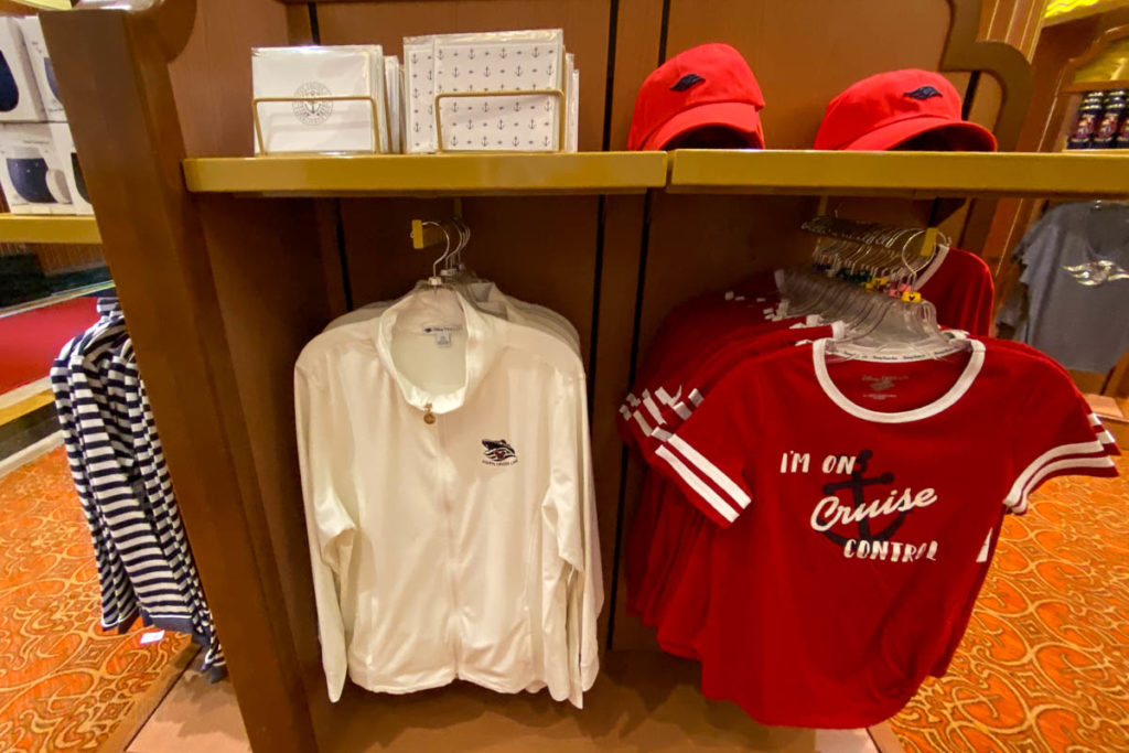 Disney Dream Merchandise