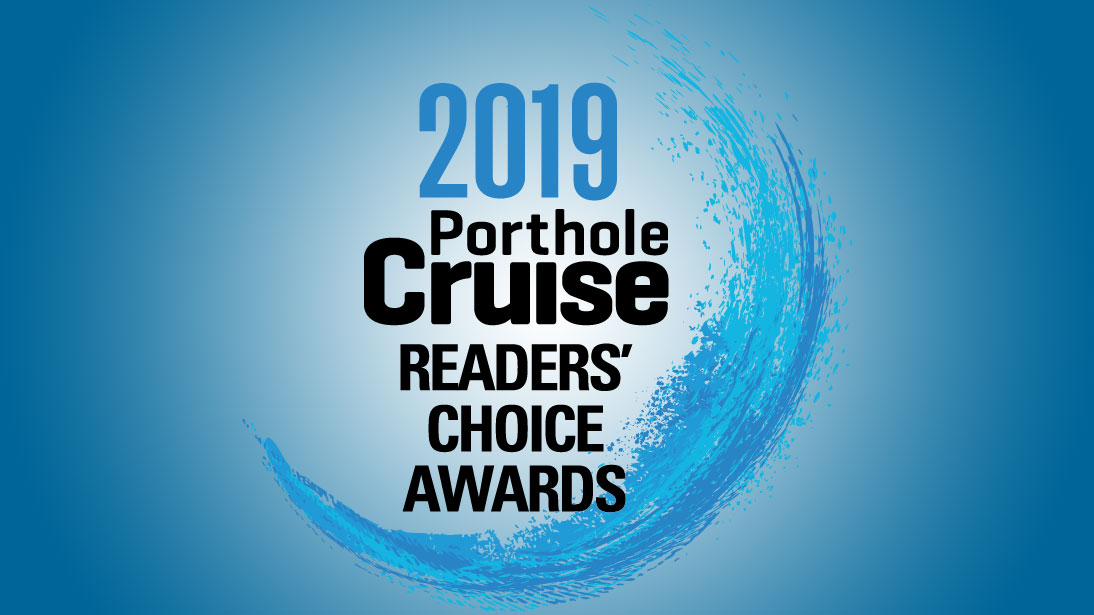 Porthole Cruise Readers Choice Awards 2019