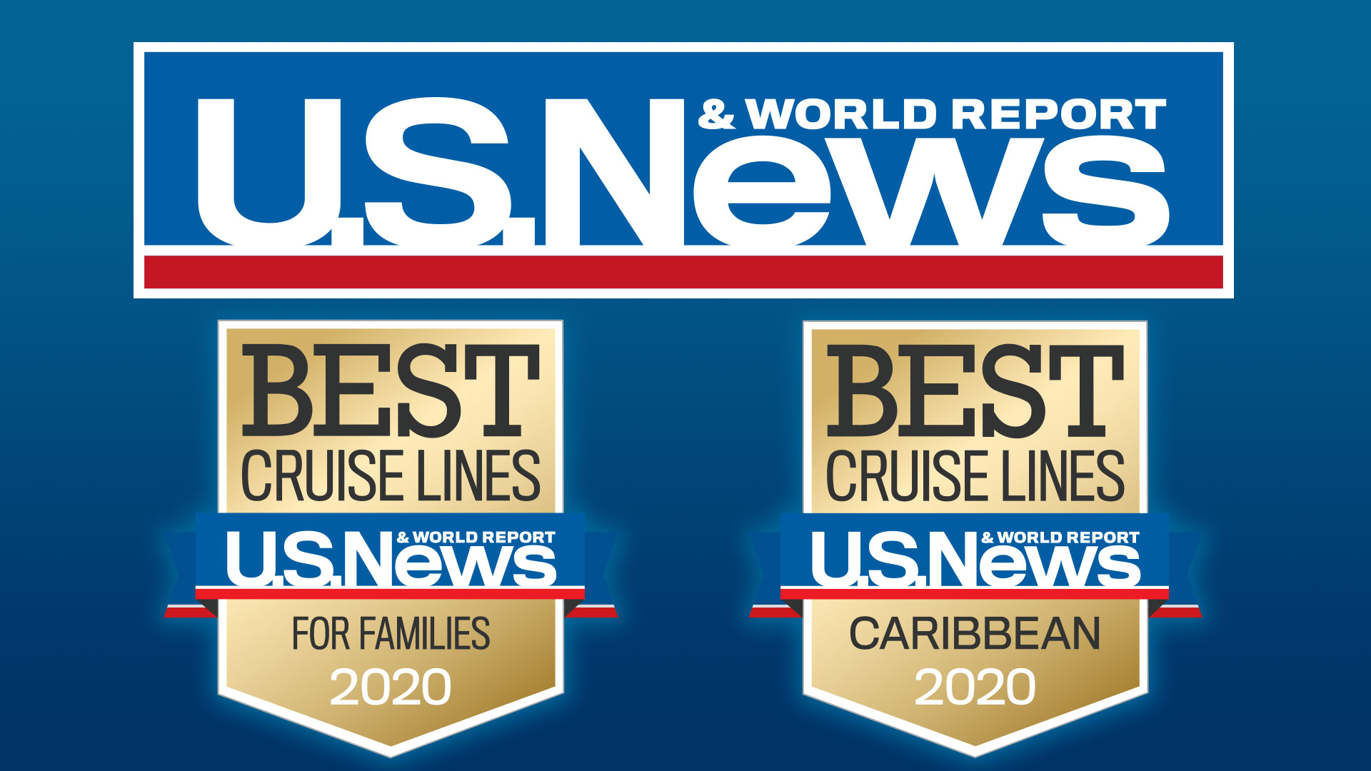 US New World Report Best Cruise Lines 2020