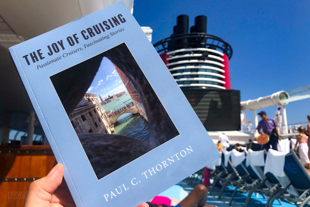 Book Joy Of Cruising Thornton Fantasy