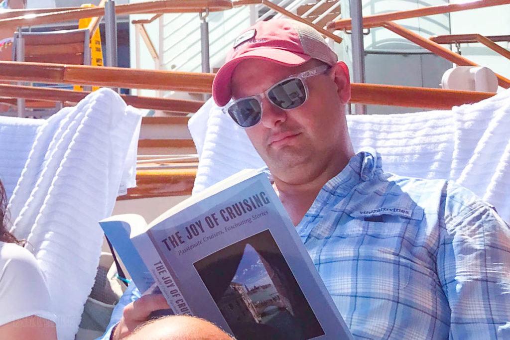 Book Joy Of Cruising Thornton Fantasy Scott