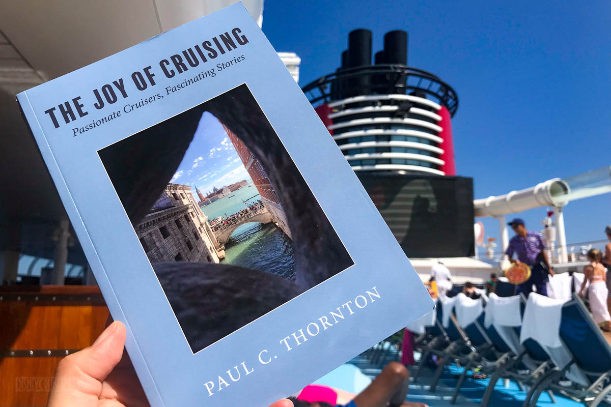 Book Joy Of Cruising Thornton Fantasy