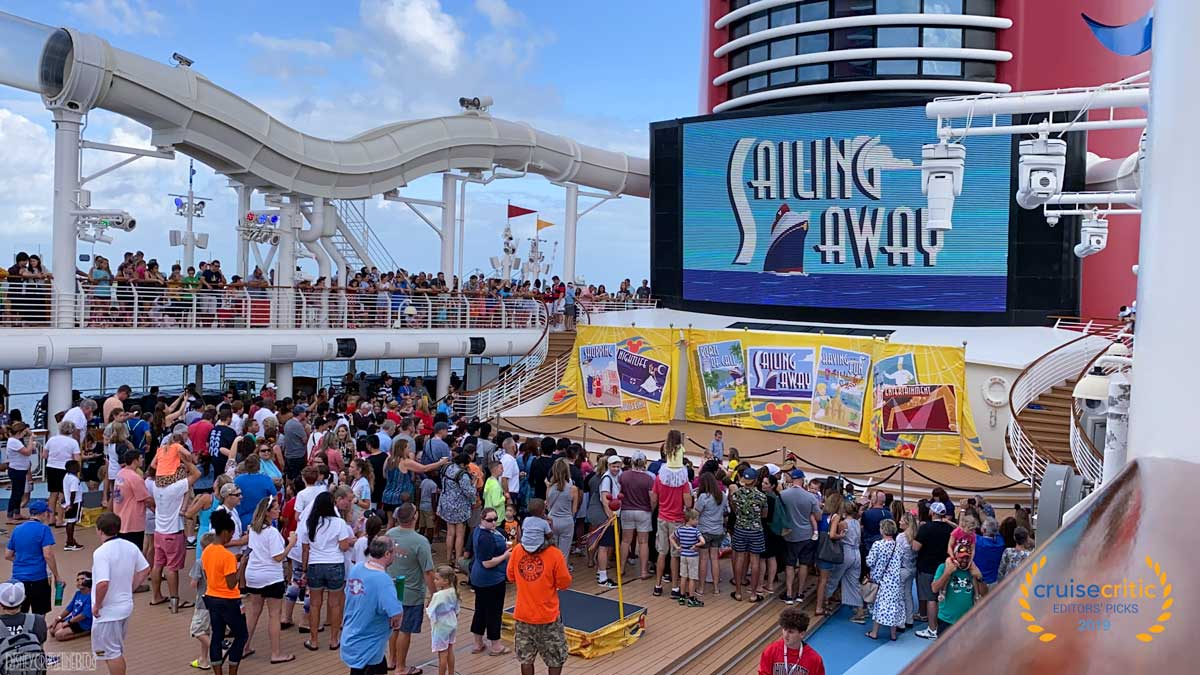 Cruise Critic Editor Awards 2019 Disney Dream