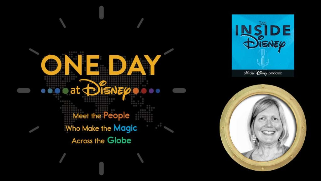 Laura Cabo One Day At Disney D23 Inside Disney Podcast