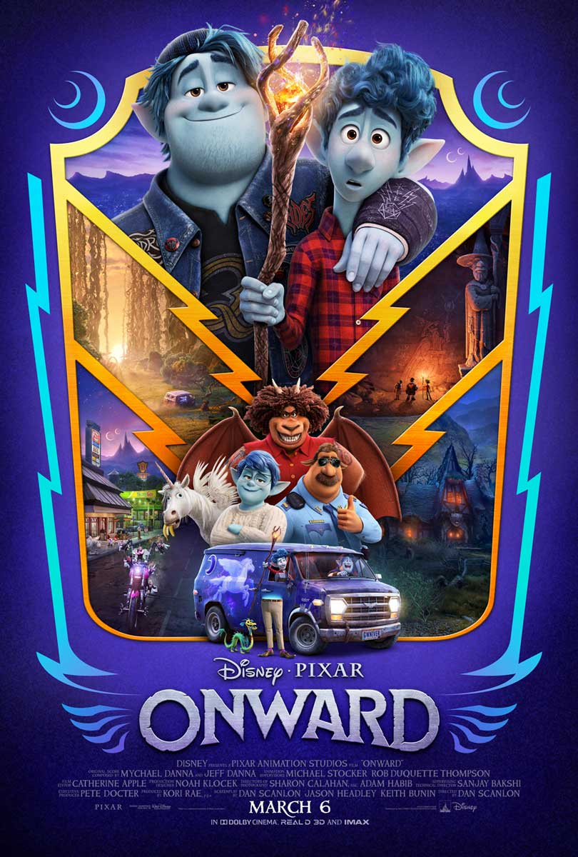 Onward Movie Poster Final