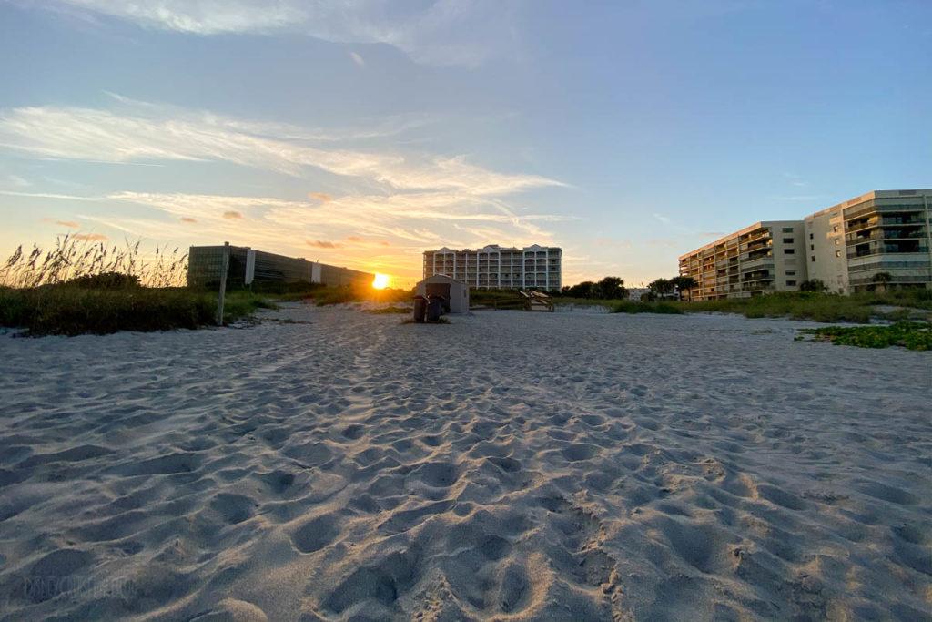 Resort On Cocoa Beach Access