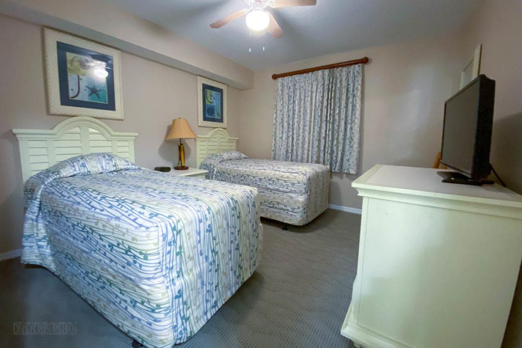 Resort On Cocoa Beach Bedroom