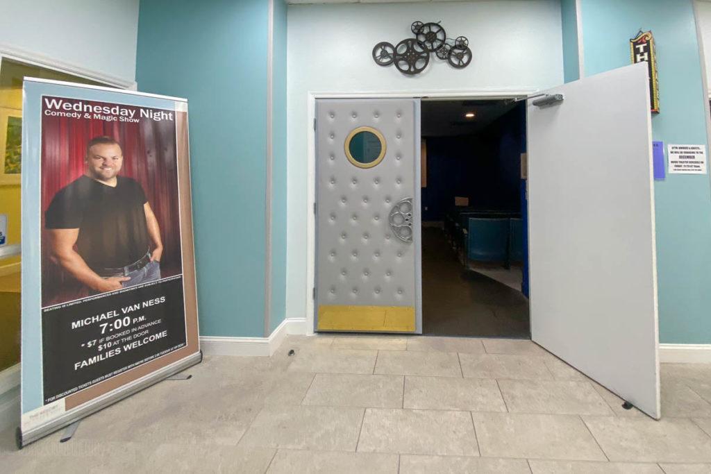 Resort On Cocoa Beach Movie Theatre