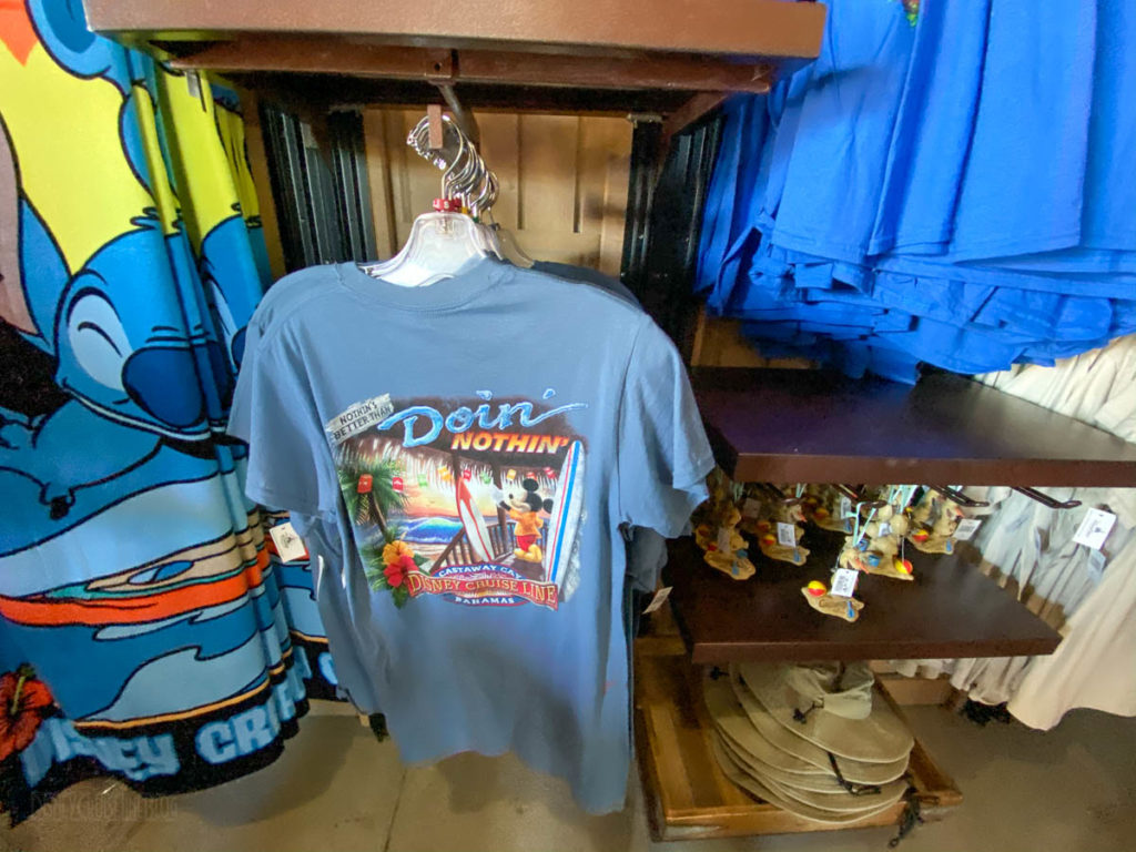 Castaway Cay Merchandise Buy Seashore